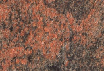 26 Samoka Red Granite Sample