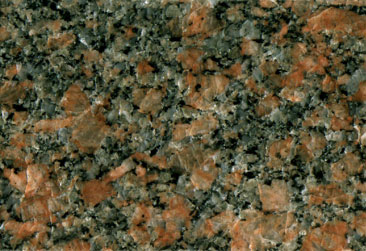 33 Canadian Mohogany Granite Sample