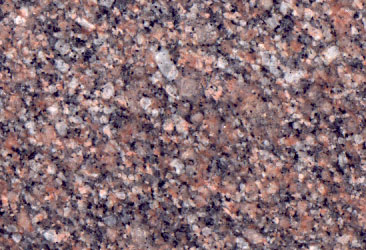 37 Colonial Rose Granite Sample