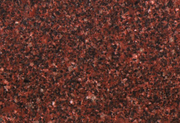 4Granite Empress Red Granite Sample